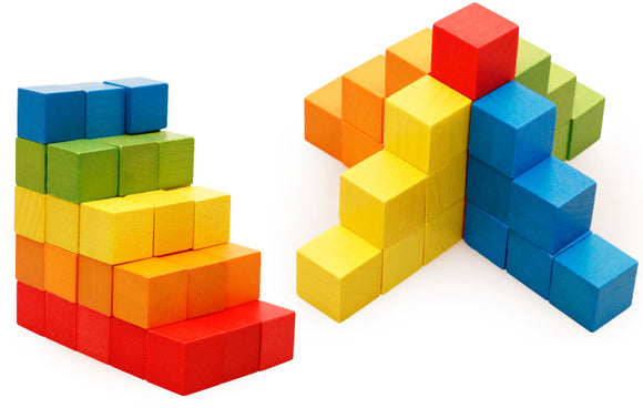 100PCS Magic Cube Blocks