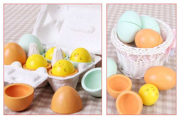 Eggs and Duck Eggs Set