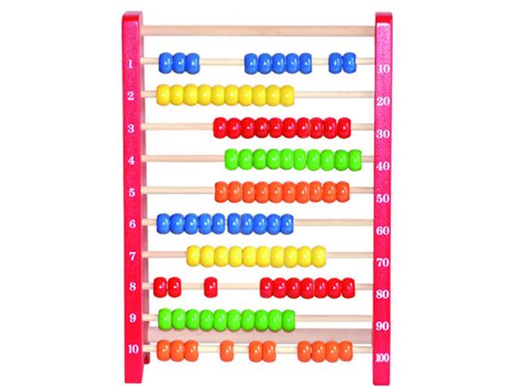 100 Beads Counting Frame (Large)