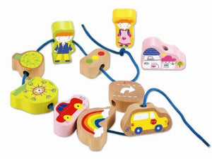 Classic Wooden Toys - City Beads
