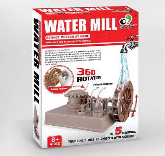 Science Museum at home - Water Mill
