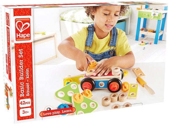 Hape - Basic Builder Set