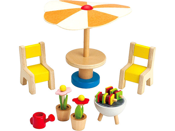 Hape - Patio Set