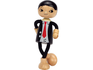 Hape - Wooden Doll  DAD