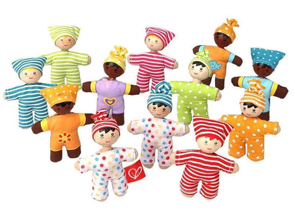 Hape - Happy Babies (12pcs per box)