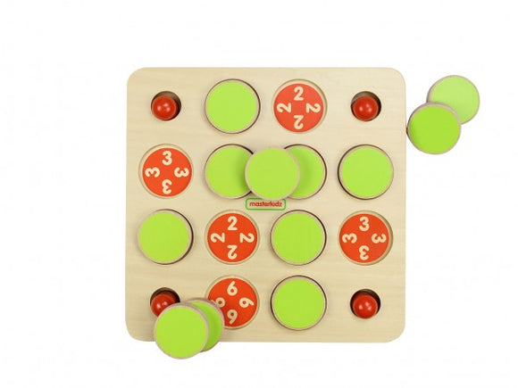 Masterkidz - Memory Game Board