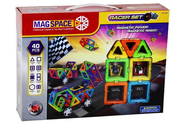 Magspace - Racer Set (40pcs)