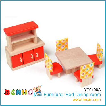 Benho Little House Series - Dining Room