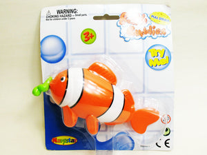 Wind Up Fish