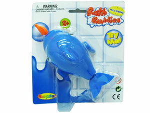 Pull String Bath Buddies - Dolphin