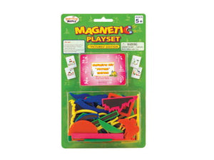 Magnetic Playset - Pictures