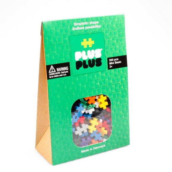 PLUS PLUS - Mini Basic 300 Pcs