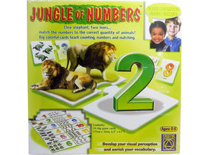 Jungle of Numbers 1-12