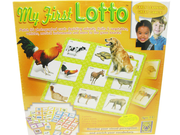 My First Lotto