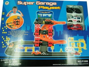 Super Garage Playset