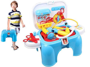 Doctor play set & chair 2 in 1