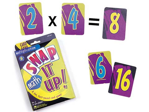 Snap it up! (maths multiplication)