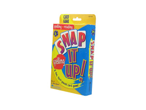 Snap it up! (spelling)