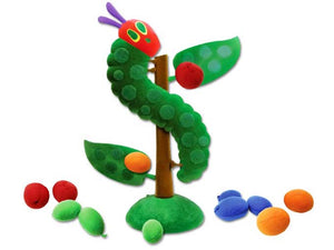 The very Hungry Caterpillar Twirl & Tose Game