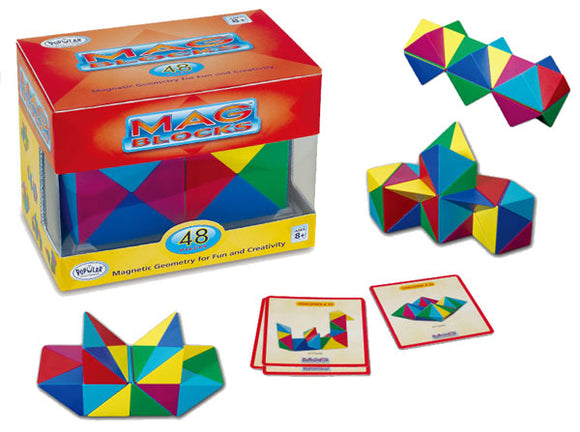Mag-Blocks 48pcs Set