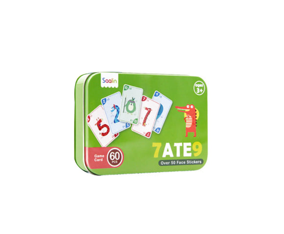 7ate9 addition and subtraction game