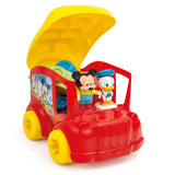 Clemmy My Soft World: Disney Baby School Bus