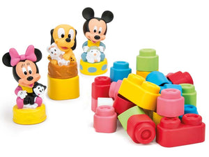 Clemmy Disney Baby: Jumbo Pack of Soft Blocks