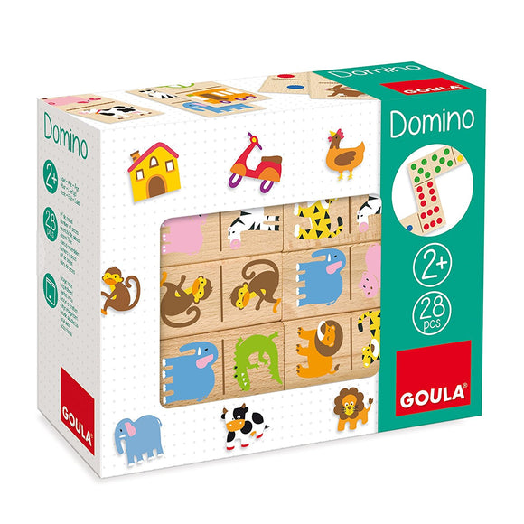 Goula - Zoo Domino