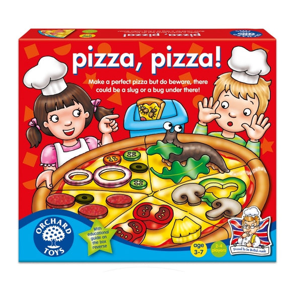 Orchard - Pizza, Pizza Game