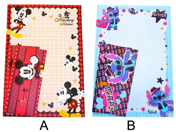 Disney Big Letter Set 37x25cm