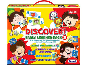 Discover! Early Learner Pack 2