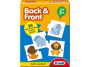 Early Learner - Back & Front