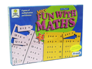 Early Learner - More Fun with Maths