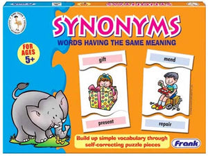 Early Learner - Synonyms