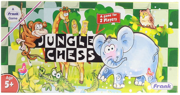 Frank Jungle Chess