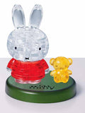 3D Crystal Puzzle - Miffy