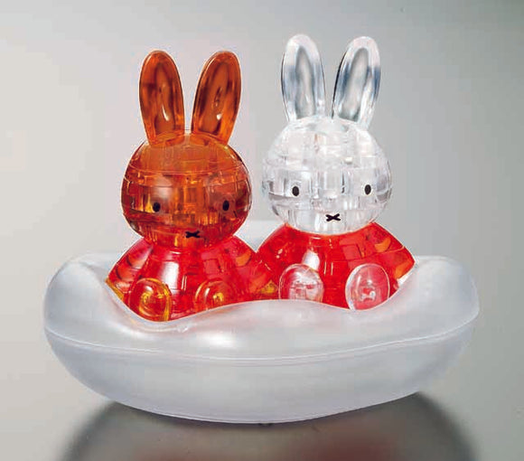 3D Crystal Puzzle - Miffy & Friends