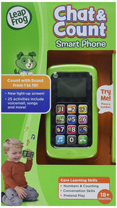 LeapFrog - Chat & Count Cell Phone