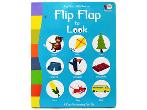 Flip Flap to Look - My First 300 Words (for iPEN)