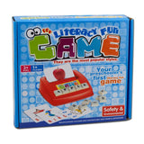 Literacy Fun Game