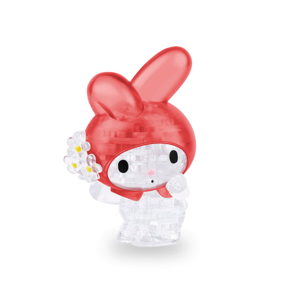 3D Crystal Puzzle - My Melody