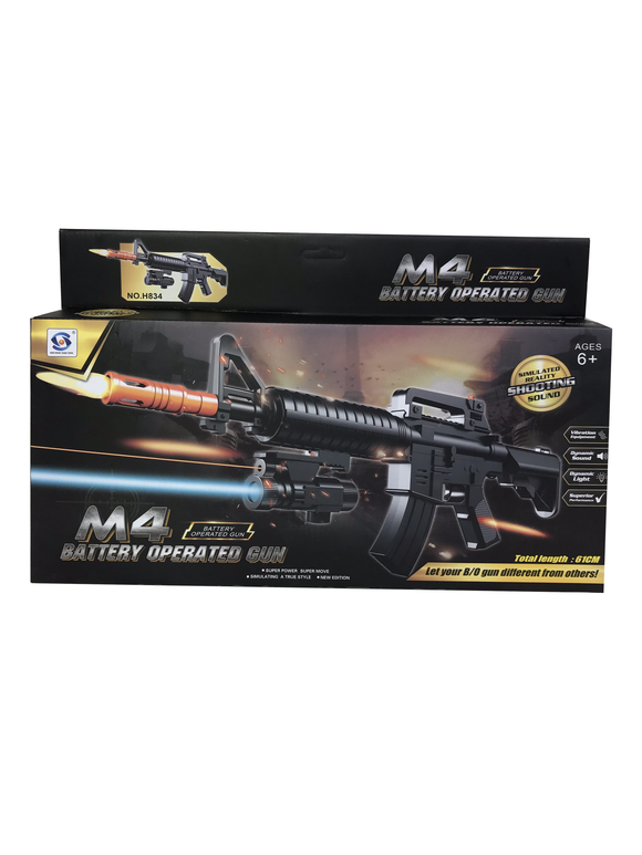 M4 Battery Operated Gun