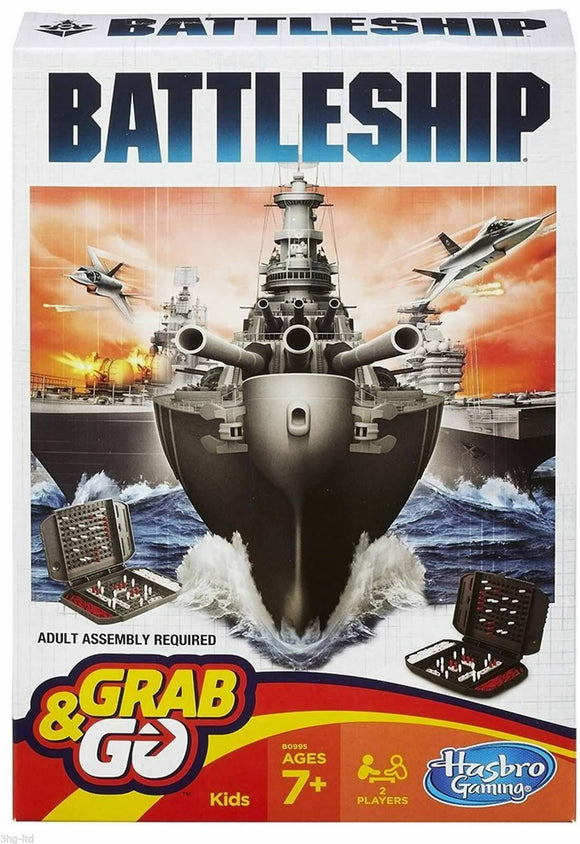 Hasbro Travel Battleship