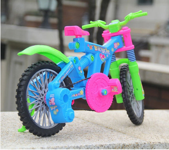 28cm Cute Assembled Bicycle
