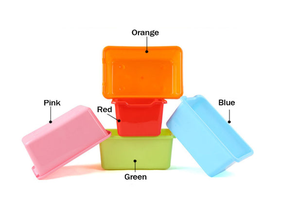 Plastic Toy Box (Small)