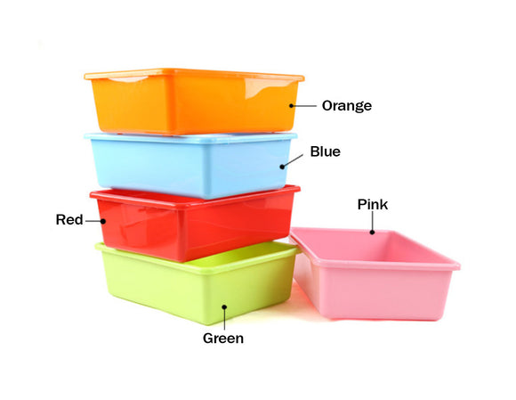 Plastic Toy Box (Large)