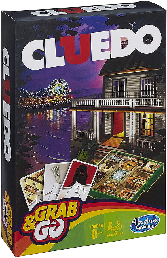 Cluedo- Travel Version