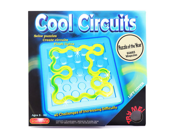 Science Wiz - Cool Circuits