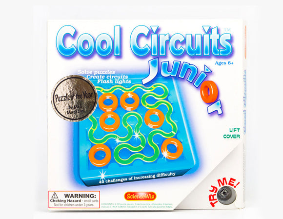 Science Wiz - Cool Circuits Junior