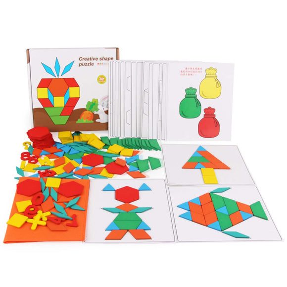 Creative Shape Puzzle